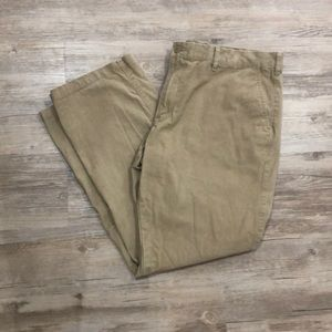 Sonoma men's khakis